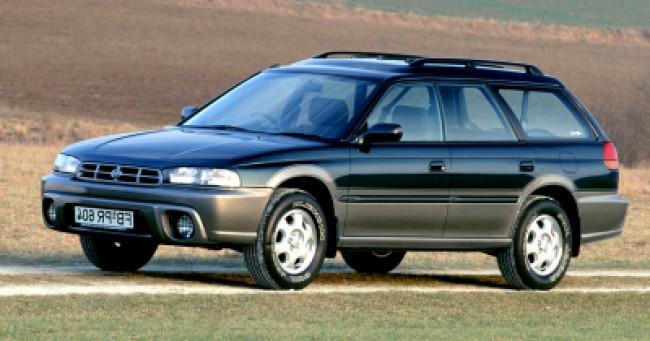 imagem do carro versao Outback 2.5 AT