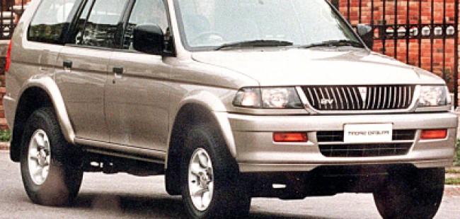 imagem do carro versao Pajero Sport 3.0 V6 4x2