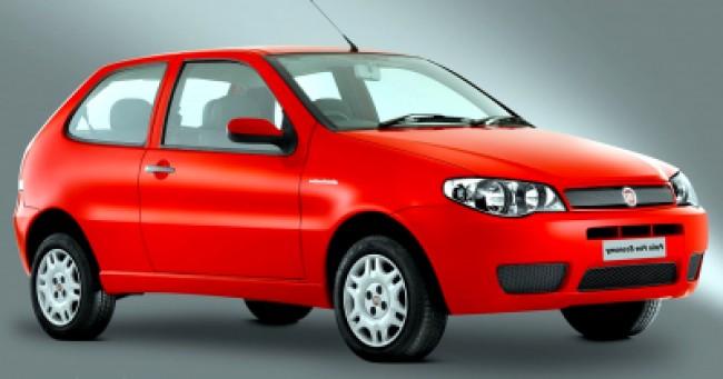 imagem do carro versao Palio Economy 1.0