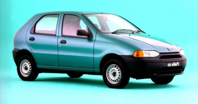 imagem do carro versao Palio ED 1.0