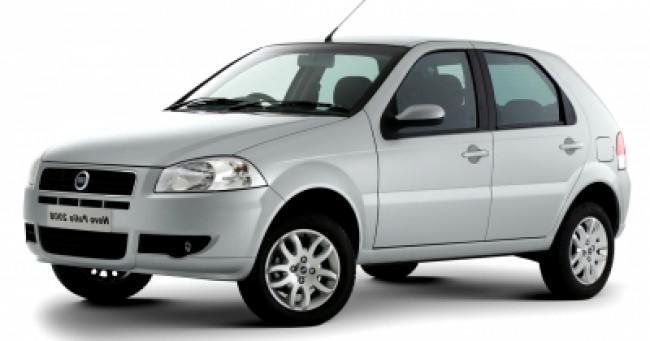 imagem do carro versao Palio ELX 1.0 8V