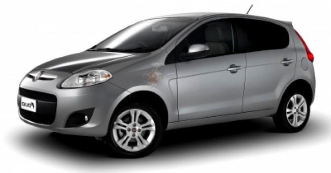 imagem do carro versao Palio Essence 1.6 16V Dualogic