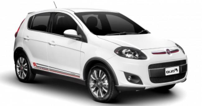 imagem do carro versao Palio Sporting 1.6 16V