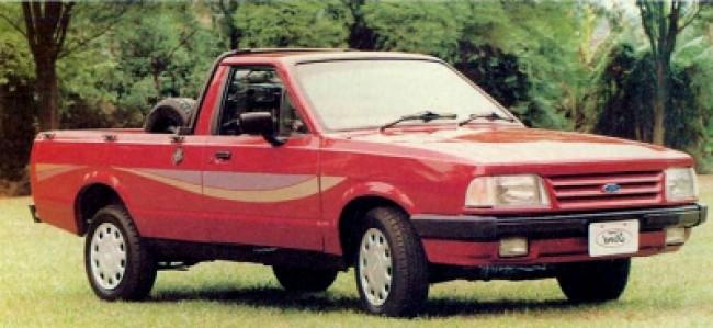 imagem do carro versao Pampa GL 1.8