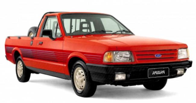 imagem do carro versao Pampa S 1.8