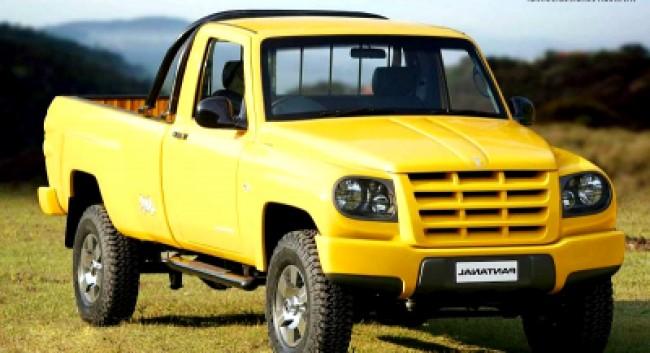 imagem do carro Pantanal