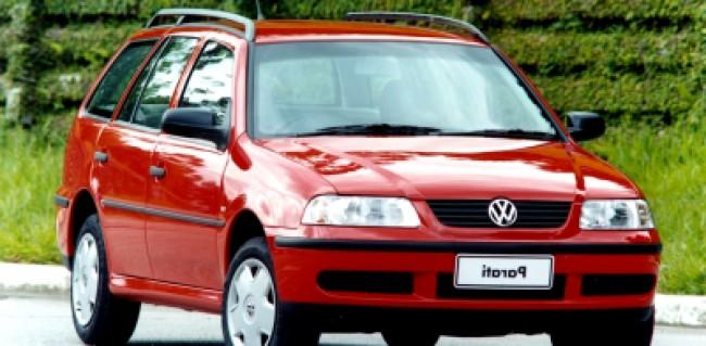 imagem do carro versao Parati 1.0 16V