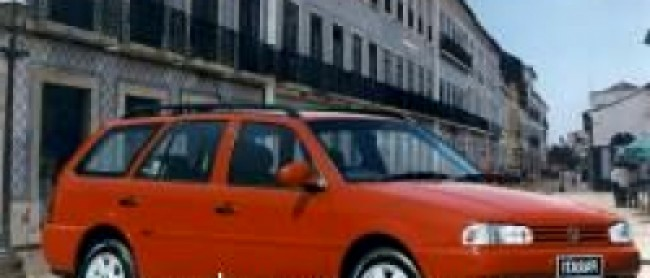imagem do carro versao Parati CL 1.6 Mi