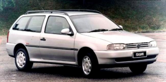 imagem do carro versao Parati CLi 1.6