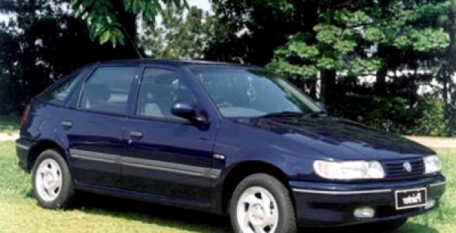 imagem do carro versao Pointer GTi 2.0