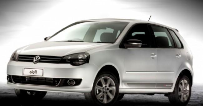 imagem do carro versao Polo Sportline 1.6