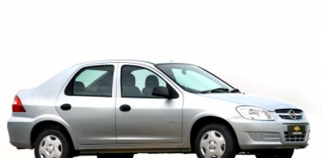 imagem do carro versao Prisma Joy 1.0