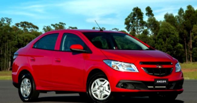 Consumo carro Prisma LT 1.4 2015