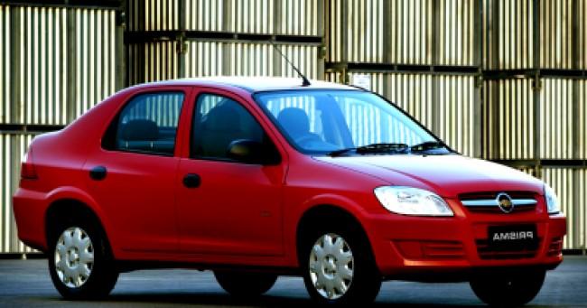 imagem do carro versao Prisma Maxx 1.0