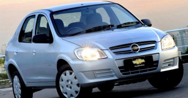 Consumo carro Prisma Maxx 1.4 2009