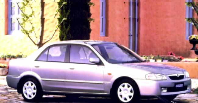 imagem do carro ProtegÉ
