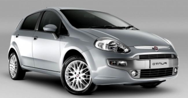 imagem do carro versao Punto Essence 1.6 16V
