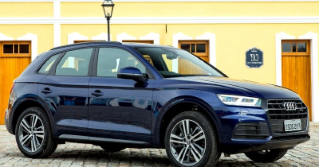 imagem do carro Q5
