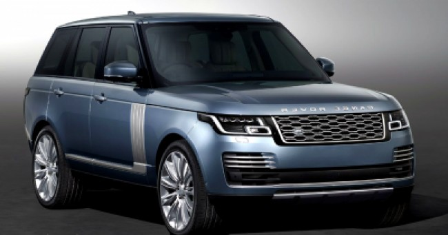 imagem do carro Range Rover