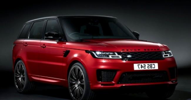 imagem do carro Range Rover Sport