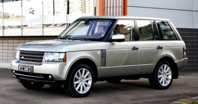 imagem do carro versao Range Rover Vogue 4.4 V8