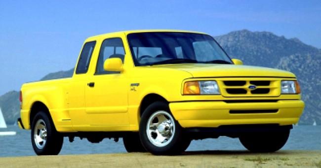 imagem do carro versao Ranger Splash 4.0 V6 CE