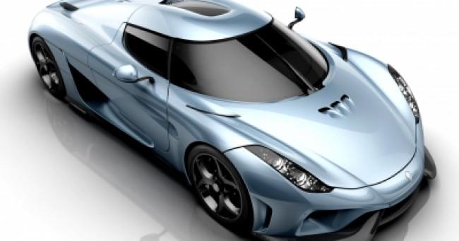 imagem do carro Regera