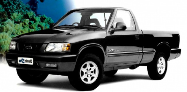 imagem do carro versao S10 Luxe 2.2 CS