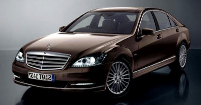 imagem do carro S600