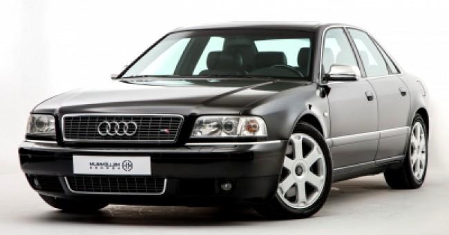 imagem do carro versao S8 4.2 V8 Quattro