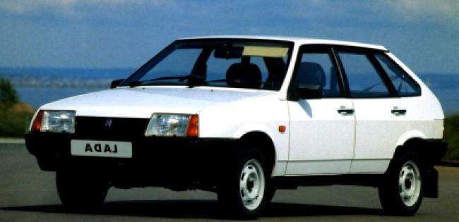 imagem do carro Samara