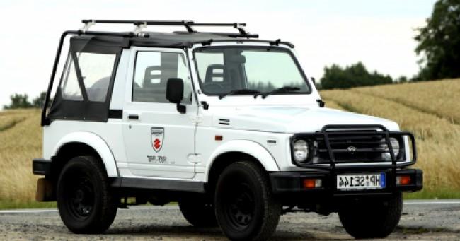 imagem do carro Samurai