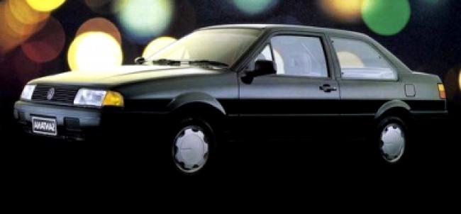 imagem do carro versao Santana CLi 1.8