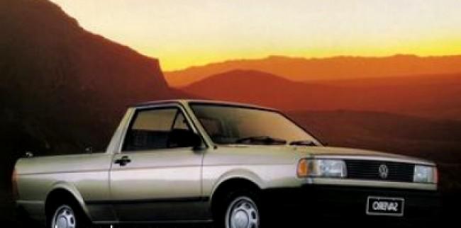imagem do carro versao Saveiro CLi 1.8