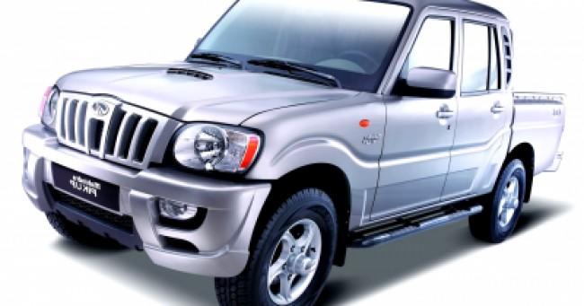 imagem do carro versao Scorpio Picape 2.6 Turbodiesel 4x4 CD