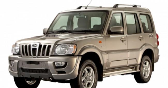 imagem do carro versao Scorpio SUV GLX 2.6 Turbodiesel 4x4