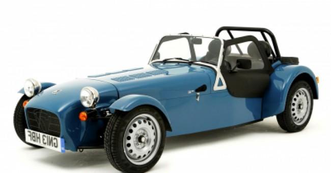 imagem do carro Seven