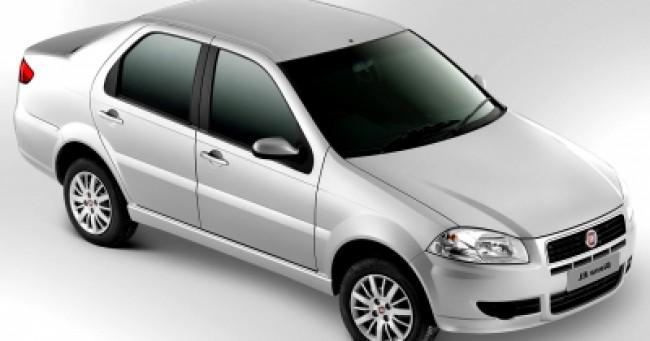 imagem do carro versao Siena EL 1.4