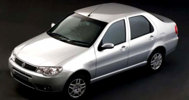 imagem do carro versao Siena ELX 1.0