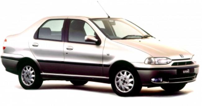 imagem do carro versao Siena HL 1.6 16V