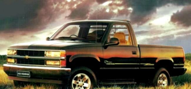 imagem do carro Silverado