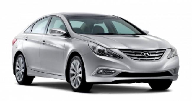 imagem do carro versao Sonata 2.4