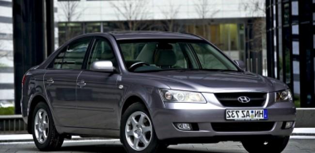 imagem do carro versao Sonata GLS 3.3 V6