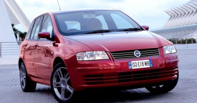 imagem do carro versao Stilo Abarth 2.4 20V