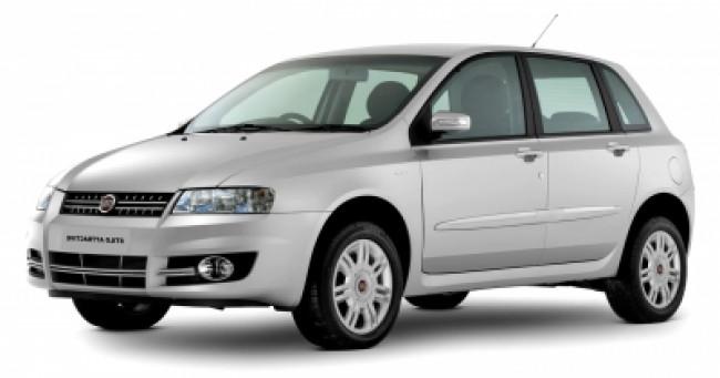 imagem do carro versao Stilo Attractive 1.8 8V Dualogic