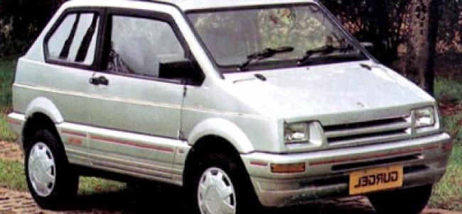 imagem do carro Supermini