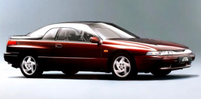 imagem do carro Svx