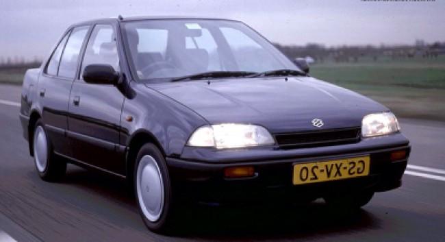 imagem do carro Swift Sedan