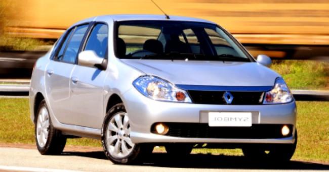 imagem do carro Symbol