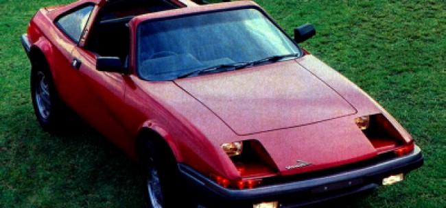 imagem do carro Targa